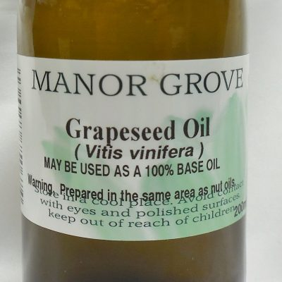 200ml Grapeseed base oil