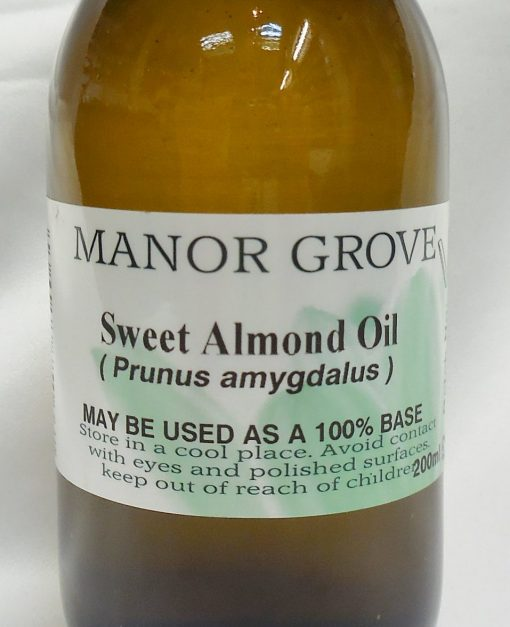 200ml sweet almond base oil