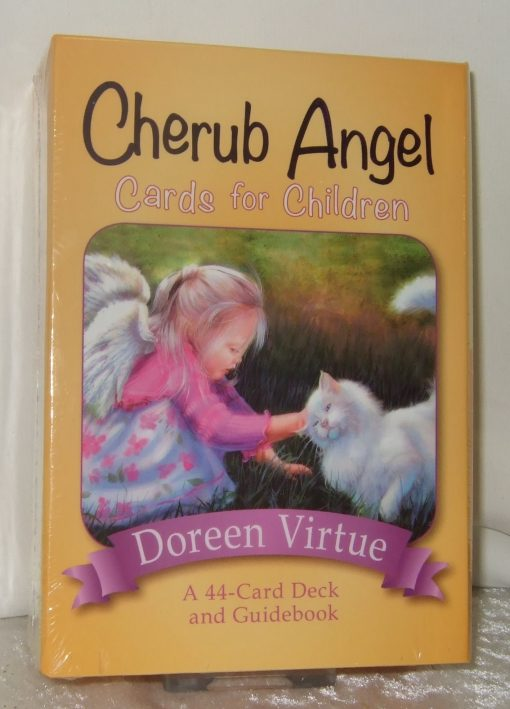 Cherub Angel cards