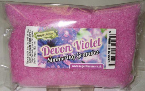Devon Violet granules