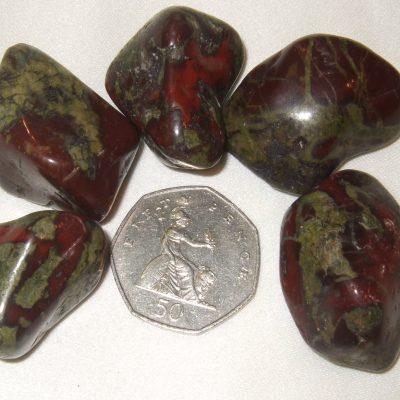 Dragons Blood Jasper