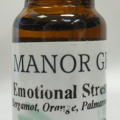 Emotional stress oil blend