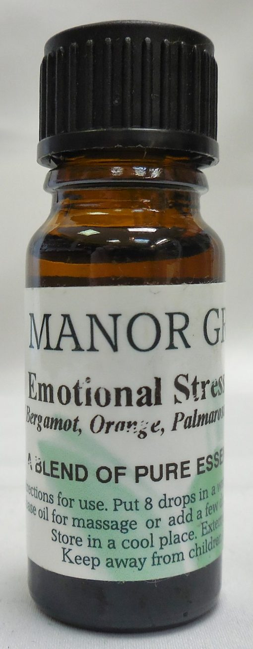 Emotional stress oil blend