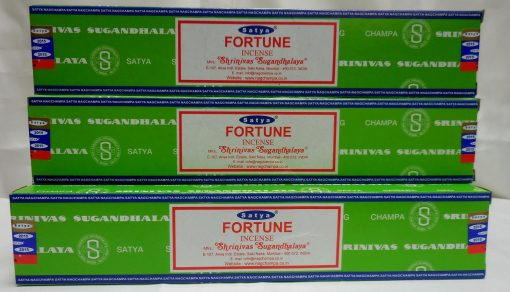 Fortune Incense