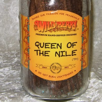 Queen of the nile incense