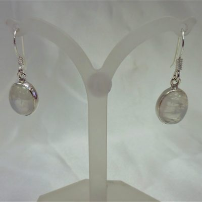 Rainbow moonstone drops