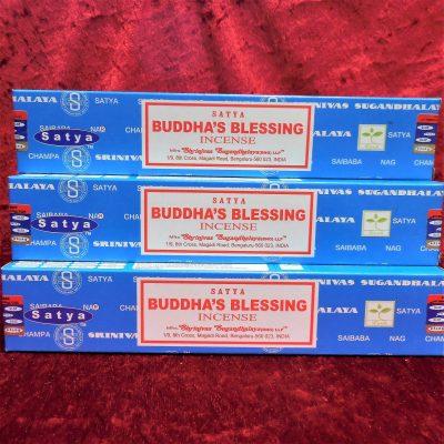 Satya Buddah blessing Incense