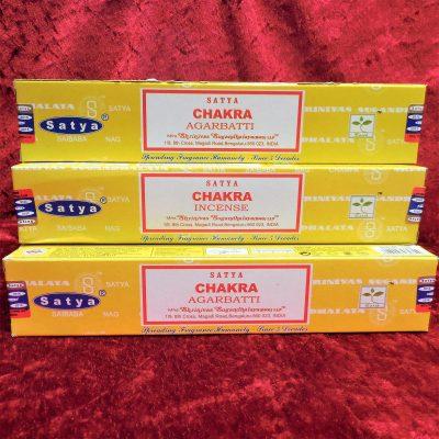 Satya Chakra Incense
