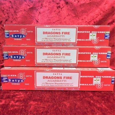 Satya Dragons fire Incense