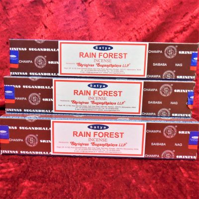 Satya Rainforset Incense