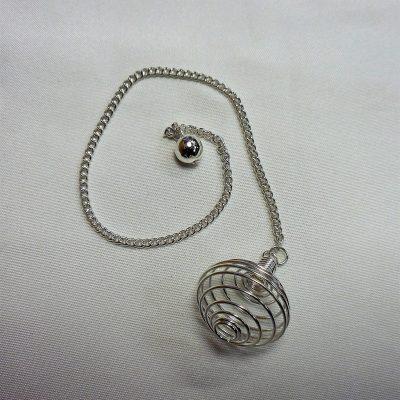 Spiral pendulum