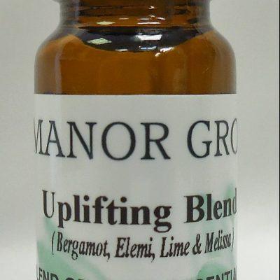 Uplifting blend oil