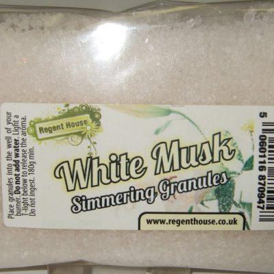 White Musk Simmering granules