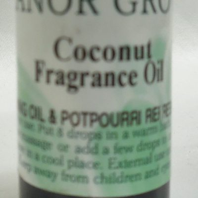 Coconut fragranced blend