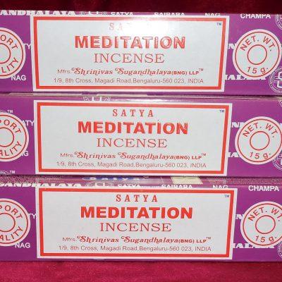 Meditation Incense